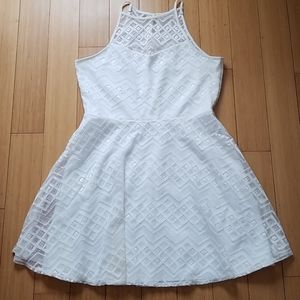 Dresses & Skirts - Lace dresses like new condition